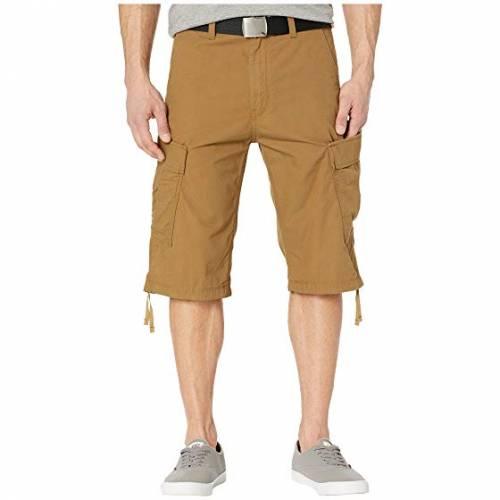 LEVI'S・・ MENS ショーツ ハーフパンツ メンズファッション ズボン パンツ メンズ 【 Messenger Shorts 】 Cougar Ripstop