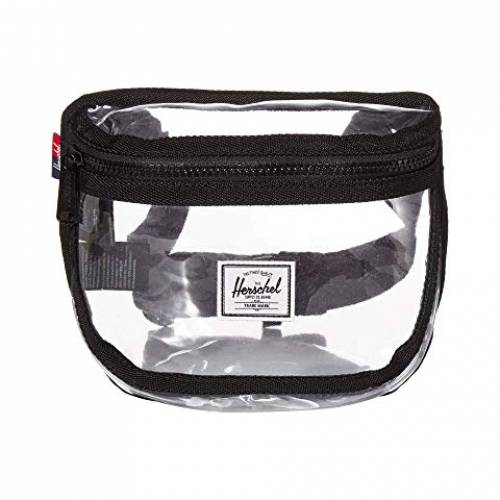 HERSCHEL SUPPLY CO. バッグ ユニセックス 【 Fifteen 】 Black/clear