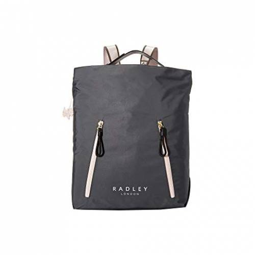 RADLEY LONDON バッグ レディース 【 Crofters Way - Large Zip Top Hobo 】 Shadow