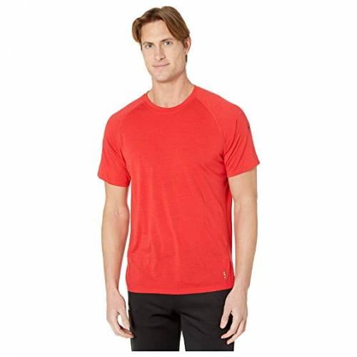 SMARTWOOL スリーブ メンズファッション トップス Tシャツ カットソー メンズ 【 Merino 150 Baselayer Short Sleeve 】 Cardinal Red
