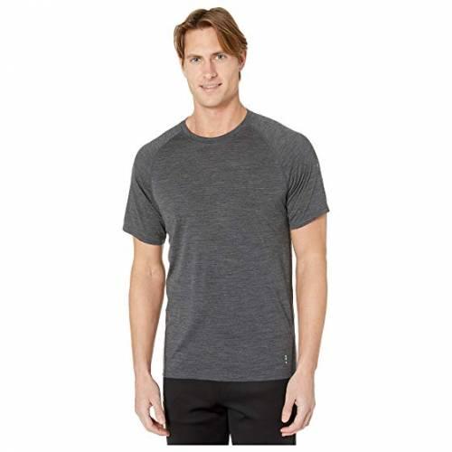 SMARTWOOL スリーブ メンズファッション トップス Tシャツ カットソー メンズ 【 Merino 150 Baselayer Short Sleeve 】 Iron Heather