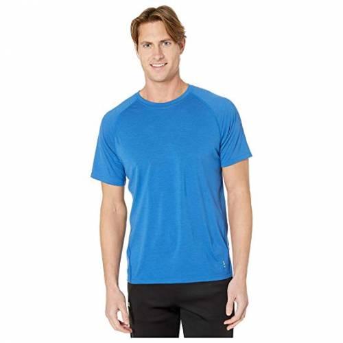 【スーパーセール中! 6/11深夜2時迄】SMARTWOOL スリーブ メンズファッション トップス Tシャツ カットソー メンズ 【 Merino 150 Baselayer Short Sleeve 】 Light Alpine Blue