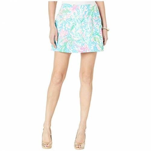 LILLY PULITZER レディースファッション ボトムス スカート レディース 【 Madison Skort 】 Multi Coral Bay