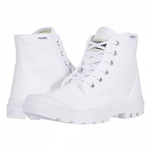 【★スーパーセール中★ 6/11深夜2時迄】PALLADIUM パンパ メンズ ブーツ ユニセックス 【 Pampa Hi Originale 】 White/white