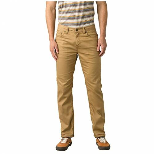 PRANA メンズファッション ズボン パンツ メンズ 【 Bridger Jean 】 Embark Brown