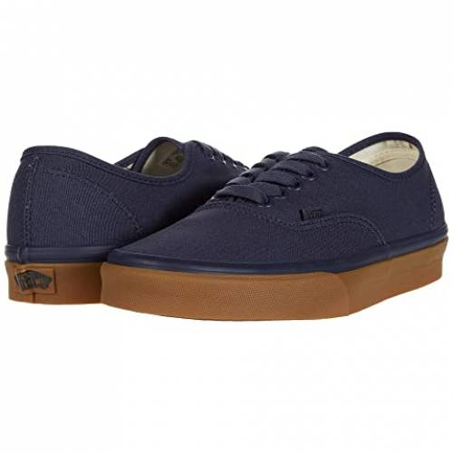 バンズ VANS バンズ ナイト AUTHENTIC・・ 【 VANS 12 OZ CANVAS PARISIAN NIGHT GUM 】 メンズ