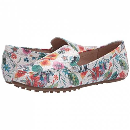 エアロソールズ AEROSOLES レディース 【 Over Drive 】 White Floral Multi 1