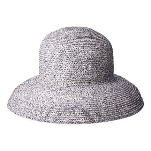 ベットマー BETMAR クラシック バッグ キャップ 帽子 レディースキャップ レディース 【 Classic Roll Up 】 Lavender Charcoal