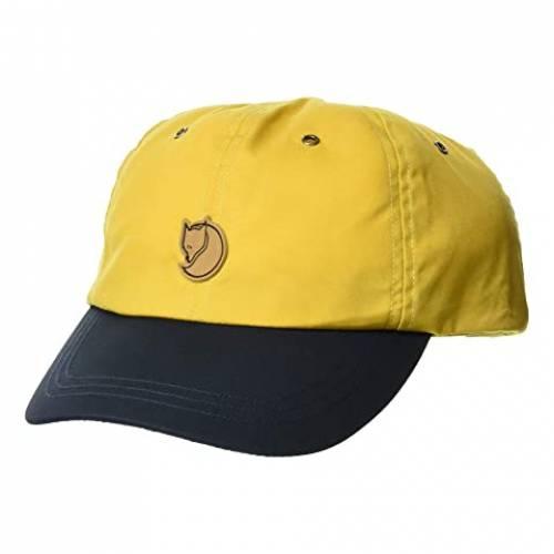 FJ・・LLR・・VEN キャップ 帽子 バッグ メンズキャップ ユニセックス 【 Helags Cap 】 Ochre/dark Navy