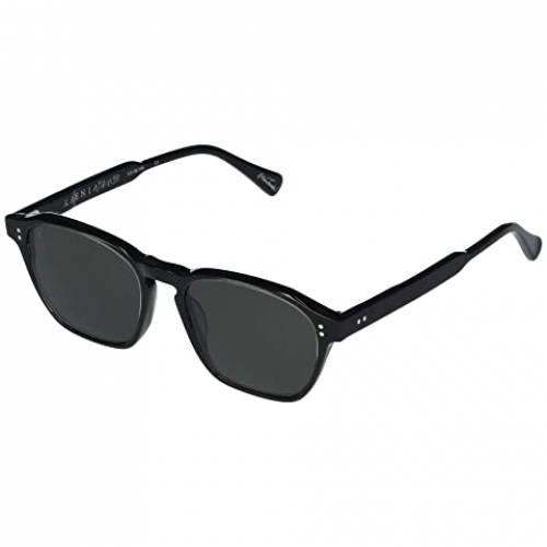 RAEN OPTICS バッグ 眼鏡 ユニセックス 【 Aren 53 】 Crystal Black/dark Smoke