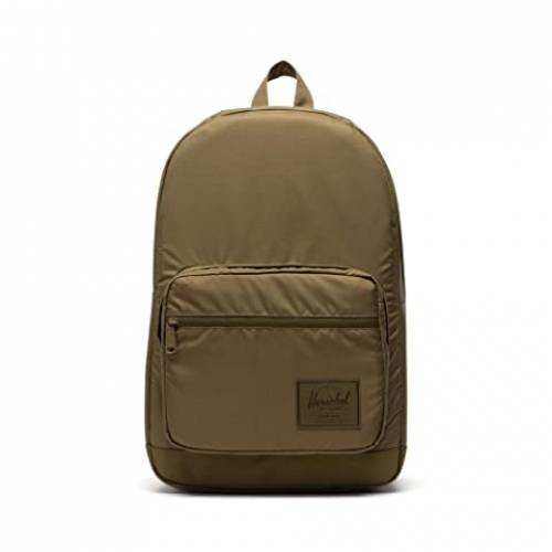 HERSCHEL SUPPLY CO. バッグ ユニセックス 【 Pop Quiz Light 】 Khaki Green