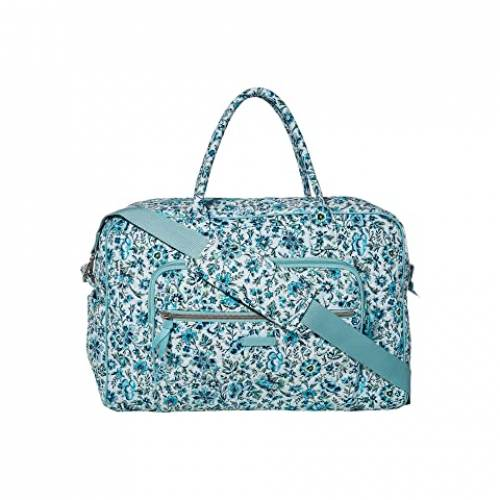 VERA BRADLEY バッグ レディース 【 Iconic Weekender Travel Bag 】 Cloud Vine