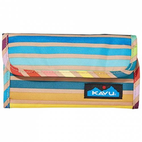 KAVU バッグ レディース 【 Mondo Spender 】 Summer Stripe