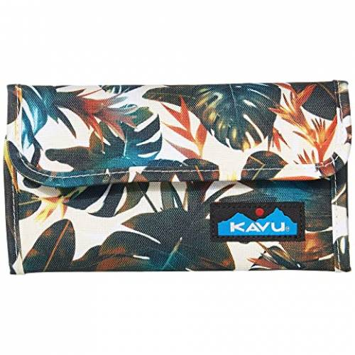 KAVU バッグ レディース 【 Mondo Spender 】 Island Canopy