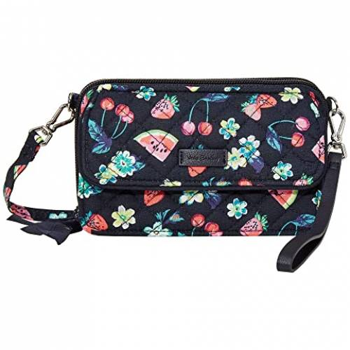 VERA BRADLEY バッグ レディース 【 Iconic Rfid All-in-one Crossbody 】 Fruit Grove