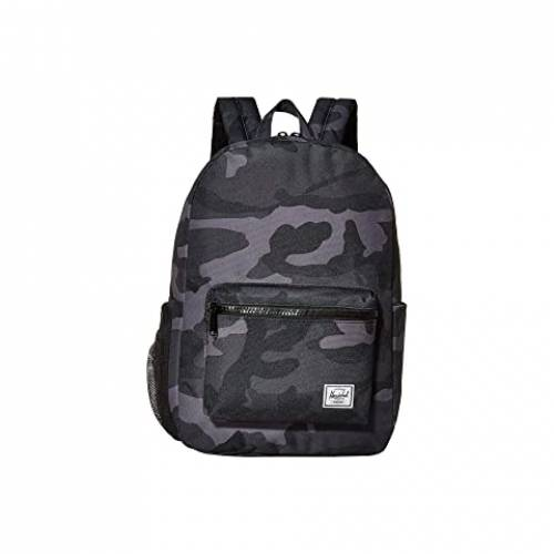 HERSCHEL SUPPLY CO. KIDS バックパック バッグ リュックサック ユニセックス 【 Settlement Sprout Diaper Backpack 】 Night Camo