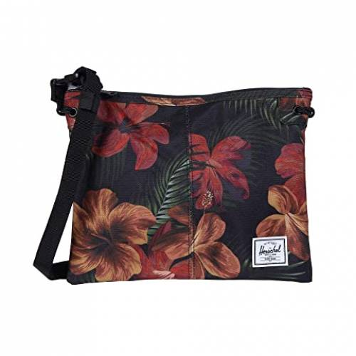 HERSCHEL SUPPLY CO. バッグ ユニセックス 【 Alder 】 Tropical Hibiscus