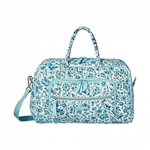 VERA BRADLEY バッグ レディース 【 Iconic Compact Weekender Travel Bag 】 Cloud Vine