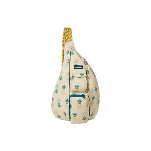 KAVU バッグ ユニセックス 【 Rope Bag 】 Pineapple Express