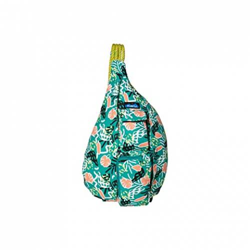 KAVU バッグ ユニセックス 【 Rope Bag 】 Jungle Party