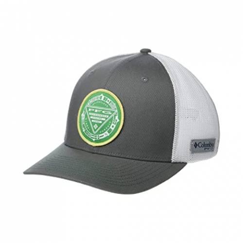 コロンビア COLUMBIA キャップ 帽子 Mesh・・ バッグ メンズキャップ ユニセックス 【 Pfg Mesh・・ Seasonal Ball Cap 】 Titanium/white 3