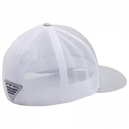 コロンビア COLUMBIA Mesh・・ バッグ キャップ 帽子 メンズキャップ ユニセックス 【 Pfg Mesh・・ Ballcap 】 Cool Grey/white Vivid Blue/marlin