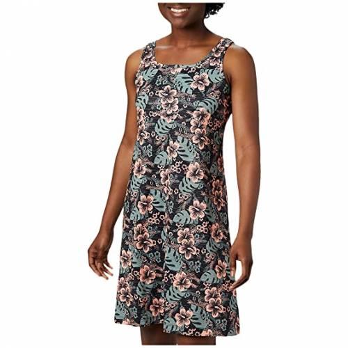 コロンビア COLUMBIA ドレス Freezer・・ レディースファッション ワンピース レディース 【 Freezer・・ Iii Dress 】 Black Vacation Vibes