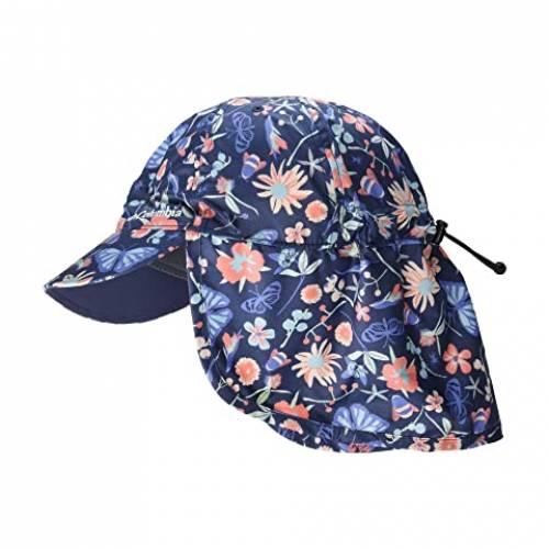 コロンビアキッズ COLUMBIA KIDS Junior・・ キッズ ベビー マタニティ キャップ 帽子 ジュニア 【 Junior・・ Cachalot Hat (youth) 】 Nocturnal Flowers Print