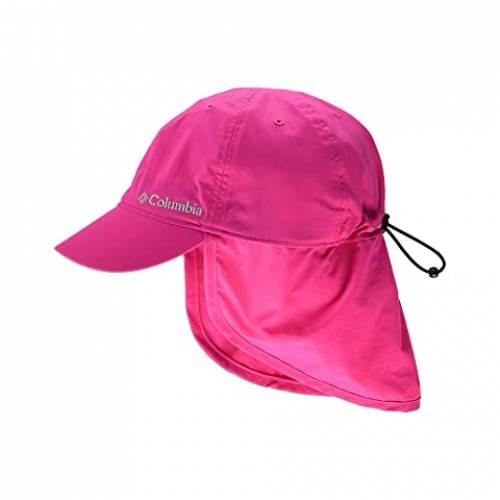 コロンビアキッズ COLUMBIA KIDS Junior・・ キッズ ベビー マタニティ キャップ 帽子 ジュニア 【 Junior・・ Cachalot Hat (youth) 】 Cactus Pink