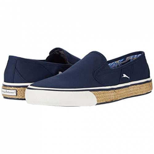 TOMMY BAHAMA パシフィック スニーカー メンズ 【 Pacific Palms 】 Navy Ripstop