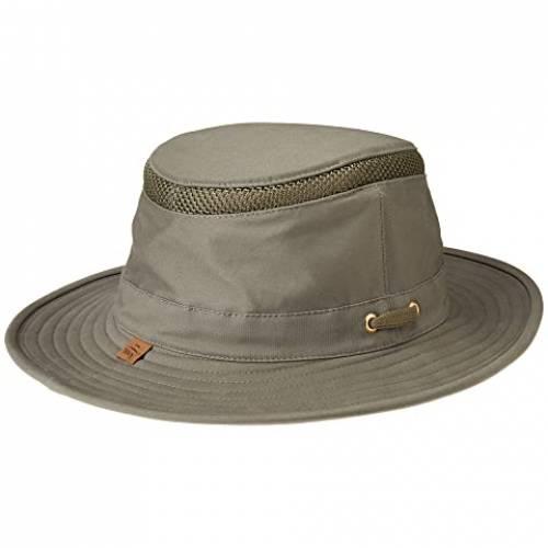 TILLEY ENDURABLES バッグ キャップ 帽子 メンズキャップ ユニセックス 【 Airflo Organic 】 Olive