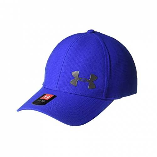 アンダーアーマー UNDER ARMOUR コア キャップ 帽子 2.0 バッグ メンズキャップ メンズ 【 Av Core Cap 2.0 】 Royal/metallic Ore