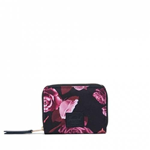 HERSCHEL SUPPLY CO. バッグ ユニセックス 【 Tyler Rfid 】 Roses Black