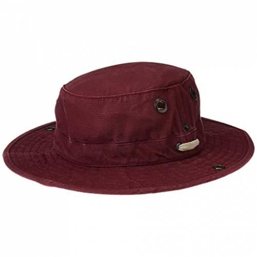 TILLEY ENDURABLES バッグ キャップ 帽子 メンズキャップ ユニセックス 【 Wanderer 】 Burgundy