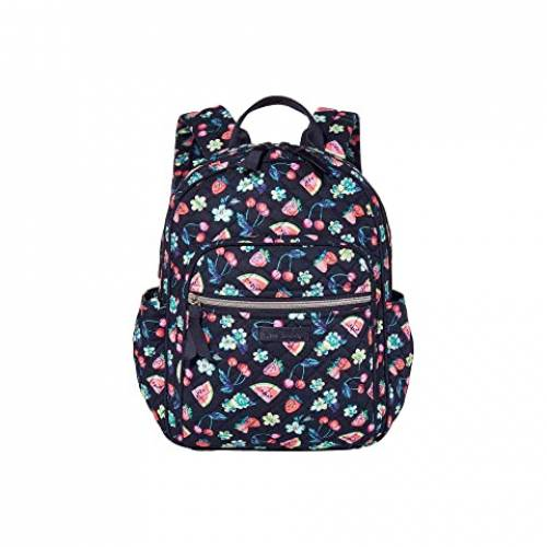 VERA BRADLEY バックパック バッグ リュックサック レディース 【 Iconic Small Backpack 】 Fruit Grove