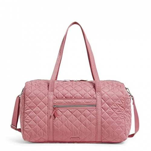 VERA BRADLEY パフォーマンス ダッフル バッグ レディース 【 Iconic Performance Twill Large Travel Duffel 】 Strawberry Ice
