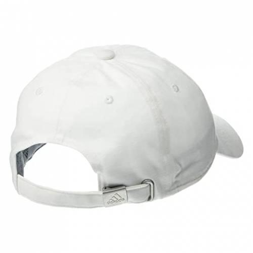 アディダス ADIDAS アルティメイト キャップ 帽子 バッグ メンズキャップ メンズ 【 Ultimate Plus Ii Cap 】 White/silver Metallic