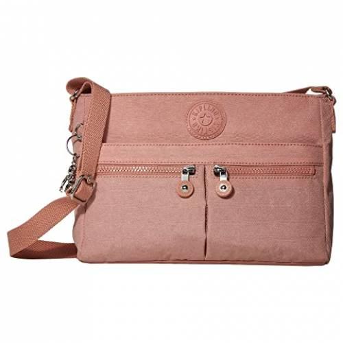 KIPLING バッグ レディース 【 New Angie Crossbody Bag 】 Galaxy Twist Pink