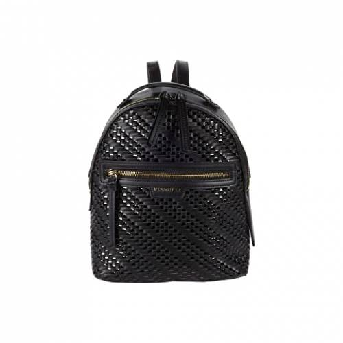 FIORELLI バックパック バッグ リュックサック レディース 【 Anouk Backpack 】 Black Weave