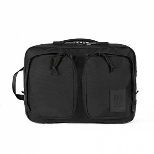 TOPO DESIGNS バッグ ユニセックス 【 Global Briefcase 】 Premium Black