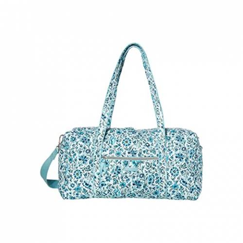 VERA BRADLEY ダッフル バッグ レディース 【 Iconic Medium Travel Duffel 】 Cloud Vine