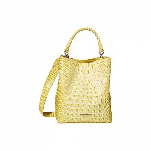 BRAHMIN バッグ レディース 【 Melbourne Amelia Bucket Bag 】 Lemonade