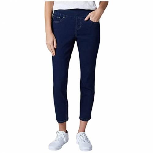 【★スーパーセール中★ 6/11深夜2時迄】JAG JEANS スリム メンズファッション ズボン パンツ レディース 【 Amelia Pull-on Slim Ankle Jean 】 Ink