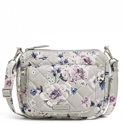 VERA BRADLEY パフォーマンス バッグ レディース 【 Carson Performance Twill Mini Shoulder Bag 】 Park Stripe