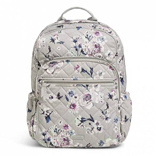VERA BRADLEY パフォーマンス キャンパス バックパック バッグ リュックサック レディース 【 Iconic Performance Twill Campus Backpack 】 Park Stripe