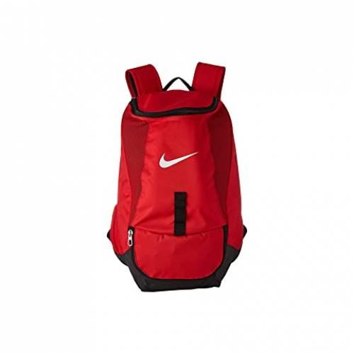 ナイキ NIKE クラブ チーム スウッシュ スウォッシュ バックパック バッグ リュックサック メンズ 【 Club Team Swoosh Backpack 】 University Red/black/white