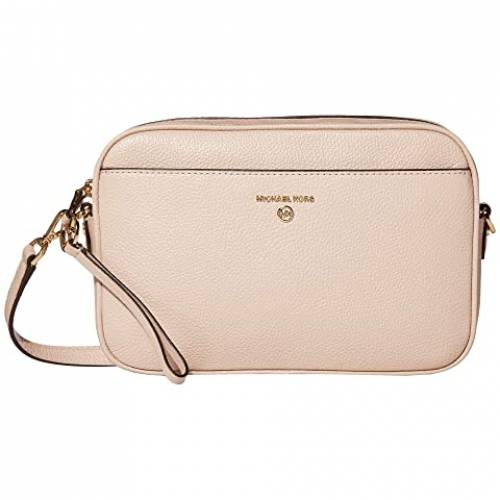 MICHAEL MICHAEL KORS カメラ バッグ レディース 【 Jet Set Charm Large East/west Camera Crossbody 】 Soft Pink