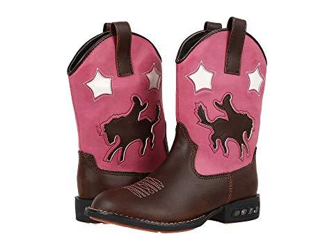 【海外限定】靴 ベビー 【 WESTERN LIGHTS COWBOY BOOTS TODDLER LITTLE KID 】