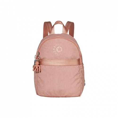 KIPLING バックパック バッグ リュックサック レディース 【 Imer Small Backpack 】 Galaxy Twist Pink Fc