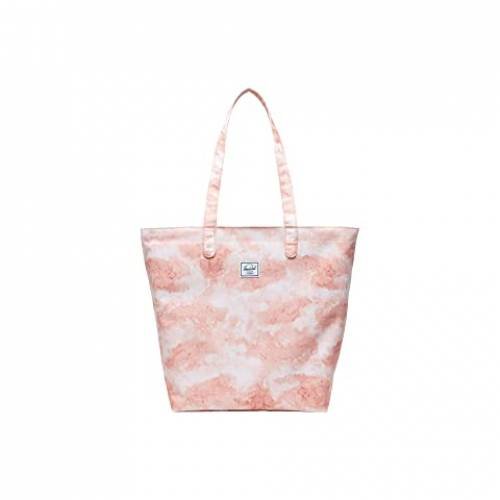 HERSCHEL SUPPLY CO. バッグ ユニセックス 【 Mica 】 Pastel Cloud Papaya